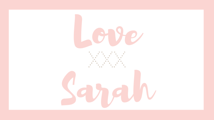 Blog Cover_ Love Sarah xxx